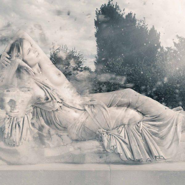 Renaissance Statue Eric Pothier