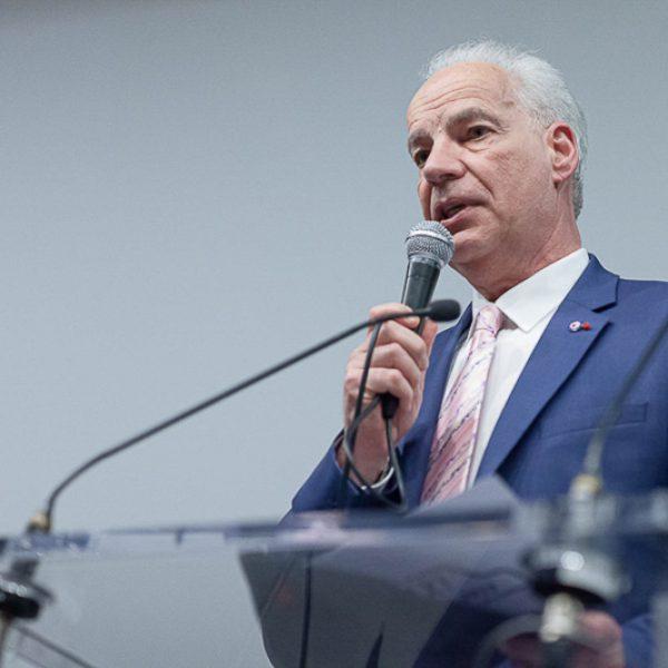 Alain Griset Les globes du Taxi 2019